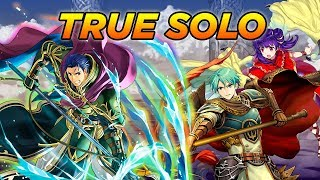 BRAVE HECTOR TRUE SOLO - Bound Hero Battle: Ephraim & Myrrh [INFERNAL]