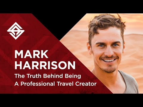 The Truth Behind Being A Professional Travel Creator with Mark Harrison