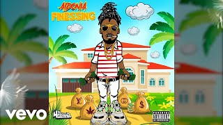 Aidonia - Finessing (Official Audio)