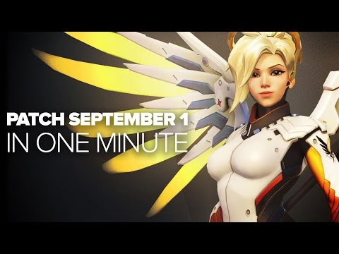 Overwatch Patch September 1 - In a Minute