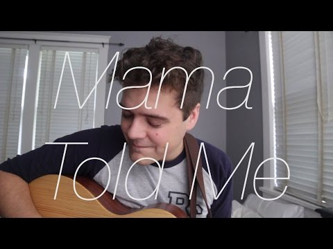 Mama Told Me - Rusty Clanton (original)