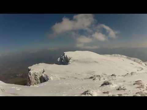 29 Marzo 2014: Monte San Nicola (Sirente)