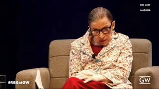 "Ruth Bader Ginsburg Criticizes Treatment Of Kavanaugh During SCOTUS Hearings, ""Highly Partisan Show"""
