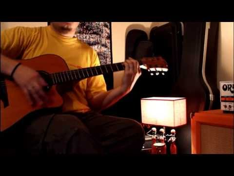 System of a down - Chop Suey guitar cover - Touns le Caldoche
