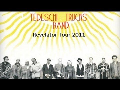 Tedeschi Trucks Band Revelator : live experience tedeschi trucks band revelator tour 2011 live at the florida theatre youtube ~ Hamham.info Haus und Dekorationen