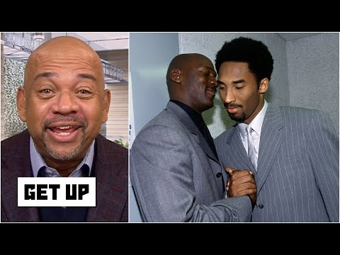 Michael Wilbon tells a story about Kobe and Michael Jordan's relationship | Get Up