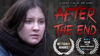 After The End (Short Post-Apocalyptic Zombie Horror Film) [VCE Media 2018]