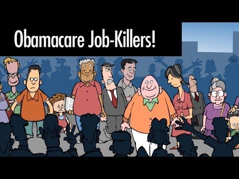 Obamacare Job-Killers!