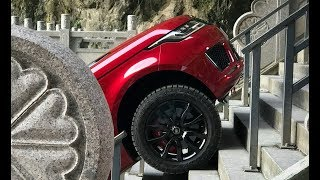 2018 Range Rover Sport PHEV Dragon Challenge at Heaven's Gate