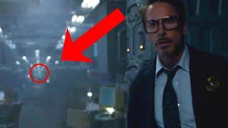 Avengers Endgame SECRET VILLAIN Easter Egg REVEALED By VFX CLIP