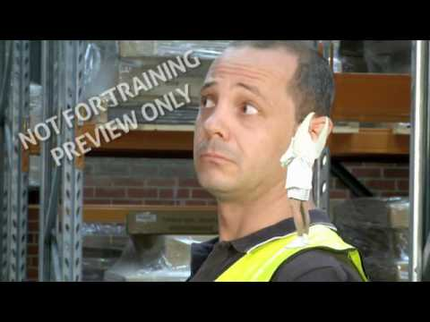Funny Manual Handling Training Video