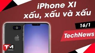 """iPhone XI lộ ảnh """"xấu không lối thoát"""", 10 vạn Redmi Note 7 """"cháy"""", Galaxy dẻo sắp ra mắt"""