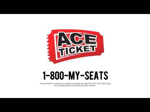 Ace Ticket's No-No Special on Red Sox tickets