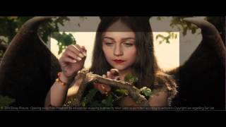 Maleficent healing broken tree branch in opening scene [HD 720P]