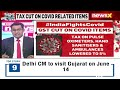 FM Sitharaman Slashes GST On Covid Items | Crucial Decision In 44th GST Council Meet | NewsX  - 05:34 min - News - Video