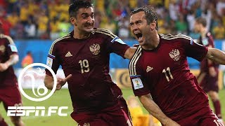 2018 FIFA World Cup Group A: Favorable draw for Russia? | ESPN FC