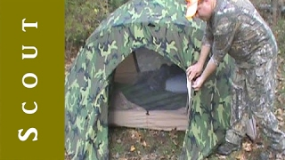 Eureka USMC Combat Tent 2 Man Review - Scout Prepper