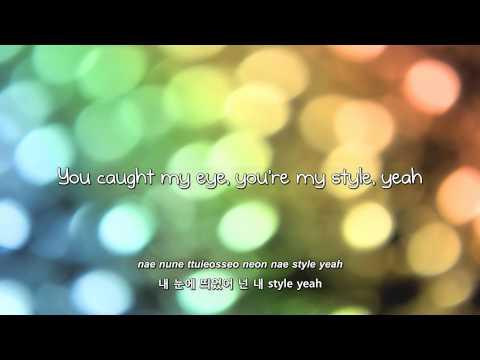 B1A4- Beautiful Target lyrics [Eng. | Rom. | Han.]