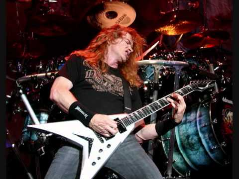 Megadeth-Sudden Death lyrics