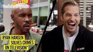 OFFICIAL TRAILER   Ryan Hansen Solves Crimes* on Television Season 2