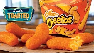 THE BURGER KING MAC N' CHEETOS TASTE TEST - Double Toasted Highlight