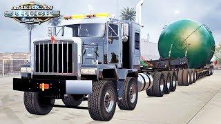 American Truck Simulator #21 - North to Hornbrook - Jeff