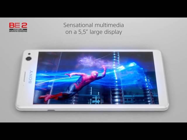 Belsimpel-productvideo voor de Sony Xperia C4