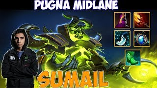 SumaiL - Pugna Midlane Evil Geniuses vs Vici Gaming Gameplay | The Kuala Lumpur Major - Dota 2