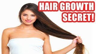 How to Grow Your Hair Faster and Longer – Hair Growth Tips for Fast Growing Hair!