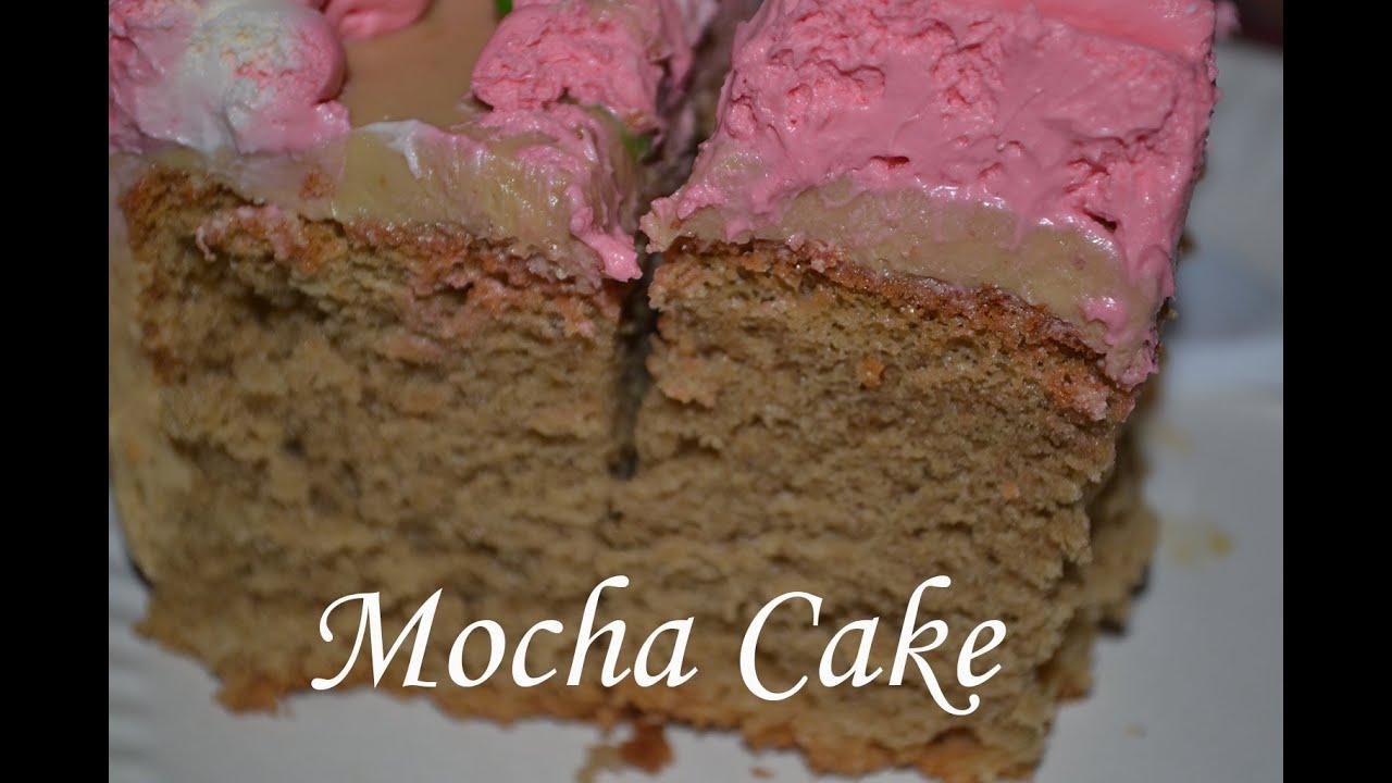 Mocha Cake Recipe Filipino Style