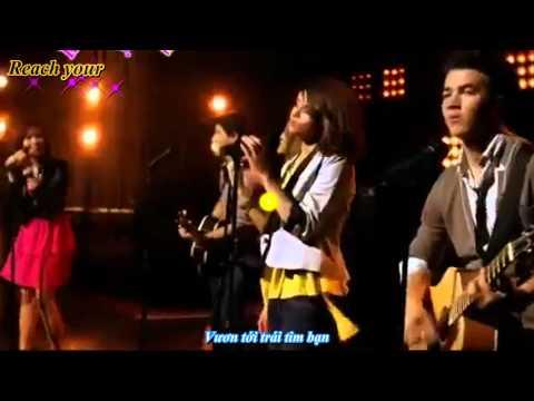 Baixar [Vietsub] [AM4V]  Send It On - Jonas Brothers, Demi Lovato, Miley Cyrus, Selena Gomez