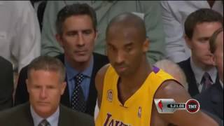 2008 NBA WC Finals G1  Los Angeles Lakers vs San Antonio Spurs