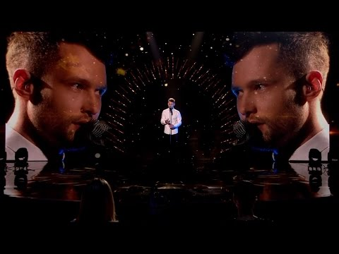 Britain's Got Talent 2015 S09E18 Finals Calum Scott Amazing Rendition of Diamonds