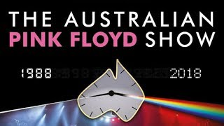 The Australian Pink Floyd Show Live Full Concert HD @ Nantes Zenith Mars 17th 2018 Big Pink Tour
