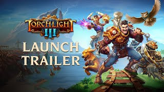 Launch Trailer preview image