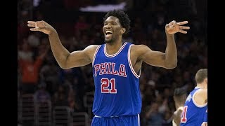 Joel Embiid Funniest Moments and Best Trash Talk