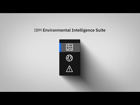 The IBM Environmental Intelligence Suite leverages AI to help organizations prepare for and respond to weather and climate risks that may disrupt business, more easily assess their own impact on the planet, and reduce the complexity of regulatory compliance and reporting. Credit: IBM