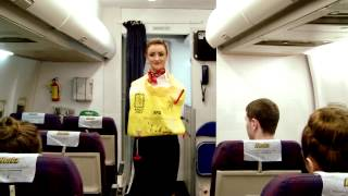 IAOT - In-Flight Safety Demonstration