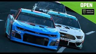 Monster Energy NASCAR Cup Series - Full Race - Monster Energy Open