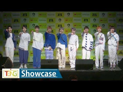 [Full ver.] 1THE9(원더나인) Debut Album 'XIX' Showcase (Spotlight) [통통TV]