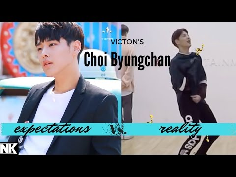 Expectations Vs. Reality - VICTON's Choi Byungchan