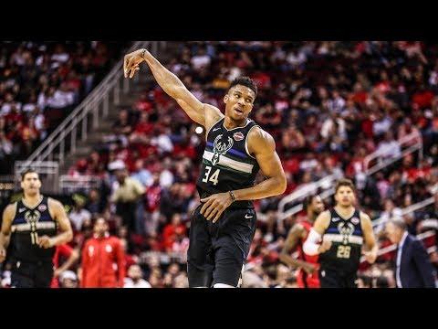 Highlights: Bucks 117 -Rockets 11 | 10.24.19