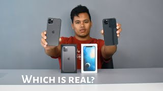iPhone 11 Pro Max Clone Unboxing