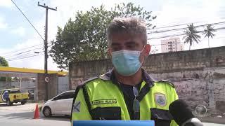 Ultrapassagem na contramão deixa uma pessoa morta e duas feridas   Jornal da Cidade