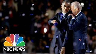 Barack Obama And Joe' Biden's Unforgettable Bromance | NBC News