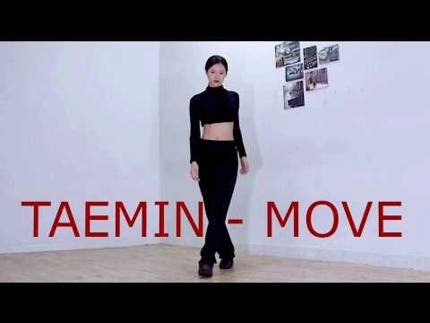 TAEMIN(태민) - MOVE  FULL COVER 무브 댄스 커버