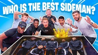 WHO IS THE BEST SIDEMAN? (Sidemen Gaming)