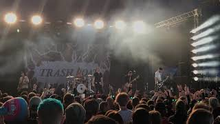 Trash Boat - Strangers feat. Dan Campbell (The Wonder Years) Live @ Download Festival 2019 UK
