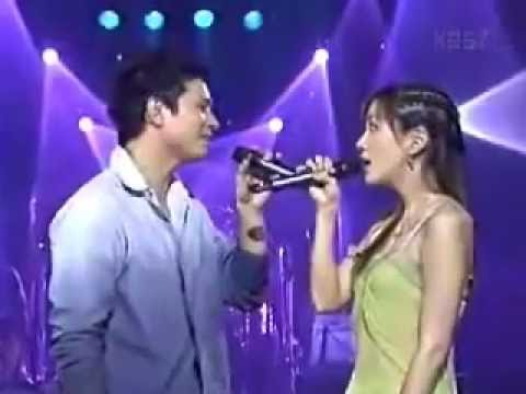 Kim Min Jong & Kim Jung Eun - Dialogue of Love (김민종 & 김정은 - 사랑의  대화)