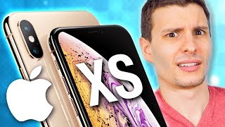 "iPhone XS & iPhone ""XS Max"" Announced by Apple! ARE THEY GOOD?"